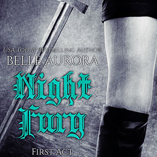 Night Fury: First Act audiobook cover art