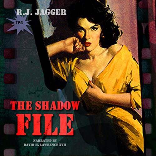 The Shadow File cover art