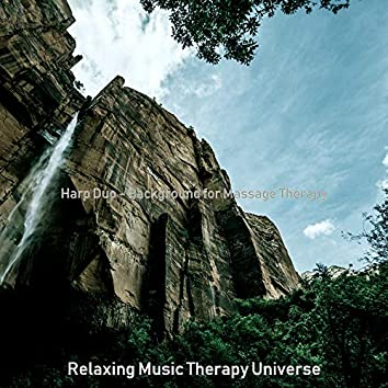 Harp Duo - Background for Massage Therapy