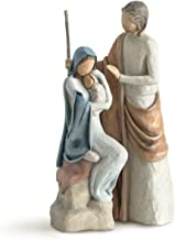 Willow Tree The Christmas Story, sculpted hand-painted nativity figures