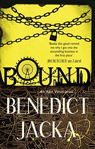 Bound: An Alex Verus Novel from the New Master of Magical London (English Edition)
