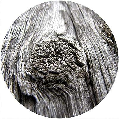 "Slipmat Slip Mat Scratch Pad Felt for any 12"" LP DJ Vinyl Turntable Record Player Custom Graphical - Wood Texture Knot"