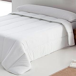 Textileco Couette matelassée nordique lisse au toucher plume. Microfibre. Doux et confortable. Automne été. Design de qual...