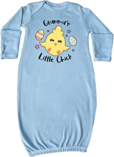 inktastic Happy Easter Granma's Little Chick Newborn Layette