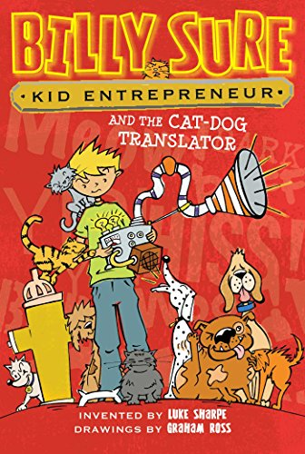 Billy Sure Kid Entrepreneur and the Cat-Dog Translator (3)