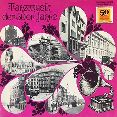 Tanzmusik der 30er Jahre - Sonderpressung zum Jubiläum - Vinyl