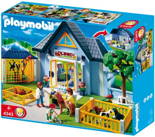 PLAYMOBIL: Clínica Veterinaria