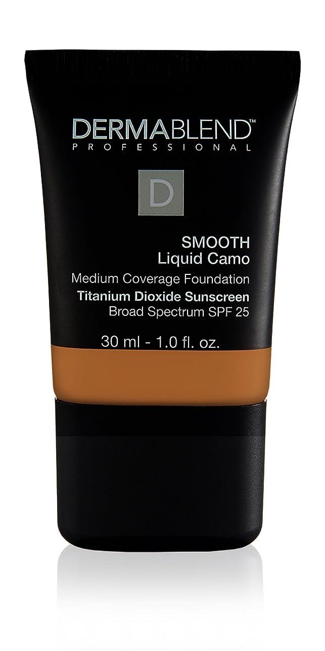 マニア申請中目に見えるダーマブレンド Smooth Liquid Camo Foundation SPF 25 (Medium Coverage) - Cafe (65N) 30ml/1oz並行輸入品