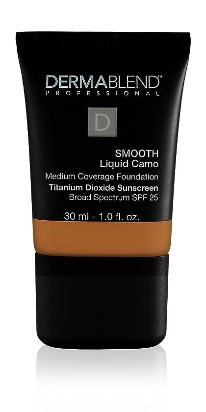 その後忍耐バスルームダーマブレンド Smooth Liquid Camo Foundation SPF 25 (Medium Coverage) - Cafe (65N) 30ml/1oz並行輸入品