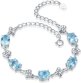 Gabcus Boho Bracelets High End Natural Stones Wax Cord Wrap Bracelet Semi Precious Stone Beaded Cuff Bracelet Fashion Jewelry