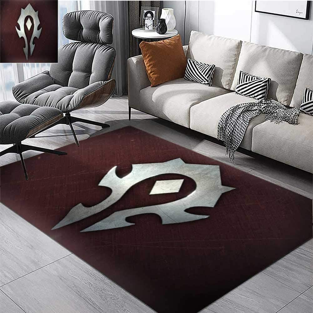 Living Room Game low-pricing Area Rugs Better C Protection of Cheap World Warcraft
