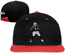 Adjustable Baseball Cap Blue Carolina Newton Throwing Cool Snapback Hats