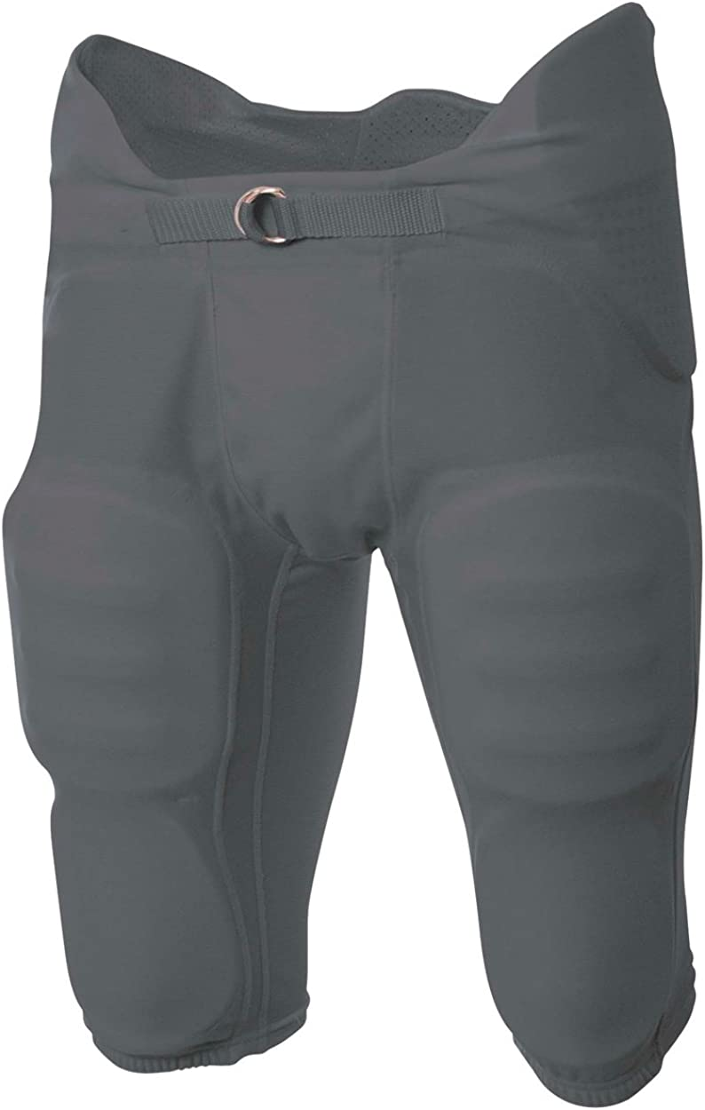 A4 Boys Flyless Integrated Football Pant