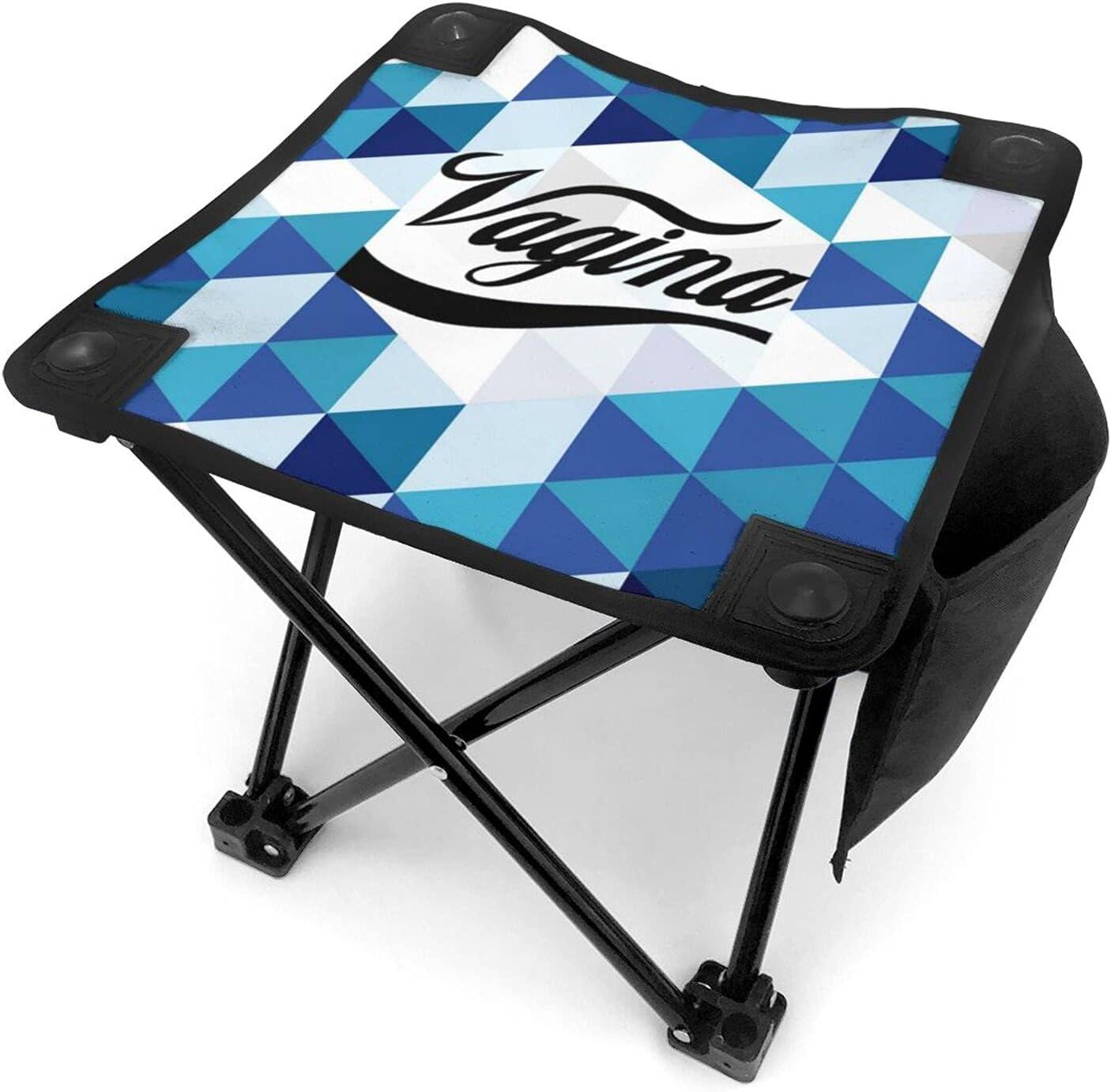 I Enjoy Vagina Camping Stool Popular brand Stools Sale SALE% OFF Portable Fol Mini Ultralight