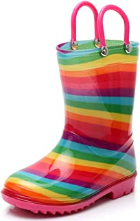 rainbow shoes boots