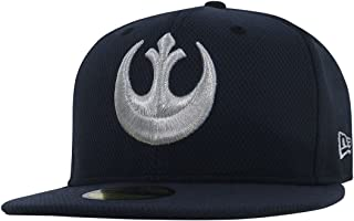 Rebel Logo Navy 59Fifty New Era Fitted Cap