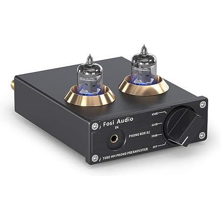 Fosi Audio Phono Vorverstärker Phonograph Vorverstärker Elektronik