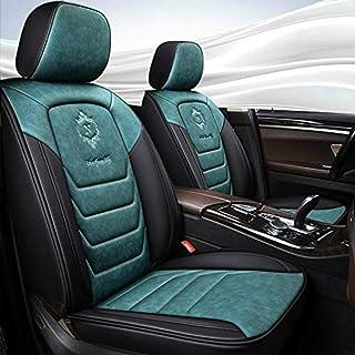 1 p3 Fundas de asiento Duster a medida decoraci/ón para coche acolchado de punto fundas protectoras de asiento de terciopelo ajuste perfecto
