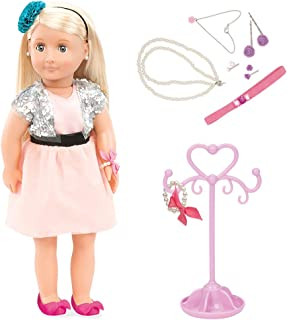 Best our generation doll blonde hair blue eyes Reviews