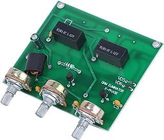 Radiocomunicación HF Band QRM Eliminater Kit X-Phase Green PCB 1-30MHz Radio Comunicación Amplificador Piezas