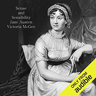 Sense and Sensibility                   By:                                                                                                                                 Jane Austen                               Narrated by:                                                                                                                                 Victoria McGee                      Length: 12 hrs and 29 mins     289 ratings     Overall 3.8