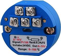 bqlzr plástico termopar Sensor de Temperatura PT1000–Medición Esfera 150C 24VDC 0~ 10V
