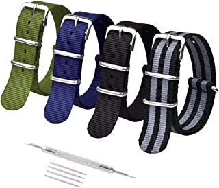 21mm watch strap nato