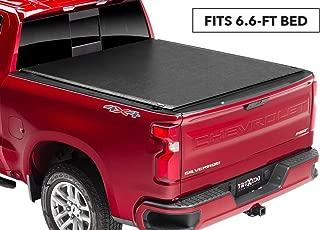 TruXedo Deuce Hybrid Truck Bed Tonneau Cover | 773201 | fits 2019 GMC Sierra & Chevrolet Silverado New Body Style 1500 6'6