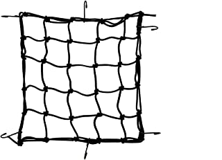 ABN Heavy Duty Multi-Purpose 15in x 15in Cargo Net for Motorcycles and ATVs