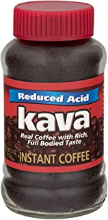 Kava Instant Coffee, 4 Ounce (Pack of 12)