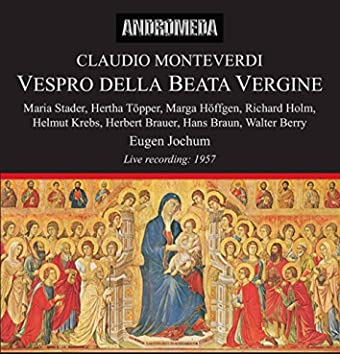 Monteverdi: Vespro della Beata Vergine, SV 206 (Live)