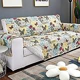 Funda de sofá Funda de sofá seccional Chaise Lounge Funda...