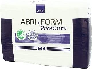 Abena Abri-Form Premium Brief, Medium, M4, Case of 56