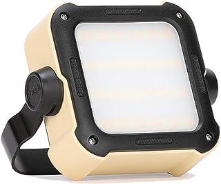 【防災安全協会推奨品】ARJAN LEDランタン 充電式 760ルーメン USB充電式 暖色 電球色 昼光色 モバイルバッテリー 10000mah 防災用品 キャンプ用品 AJ-112L