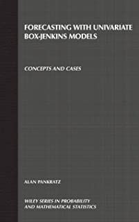 Forecasting with Univariate Box - Jenkins Models: Concepts and Cases (Wiley Series in Probability and Statistics)