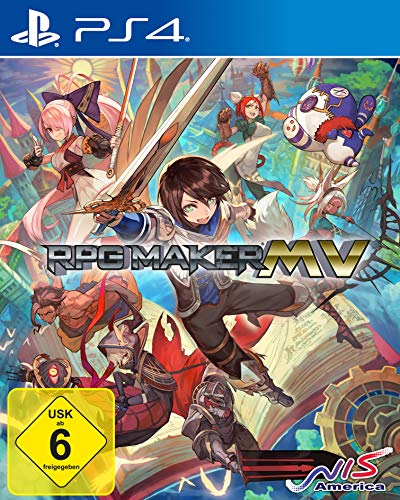 RPG Maker MV [Playstation 4]