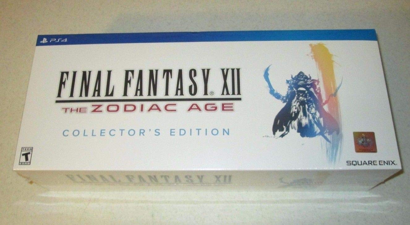 Seattle Mall Final Fantasy XII: The Zodiac Collectors Edition PlayStati Age Ranking TOP3 -