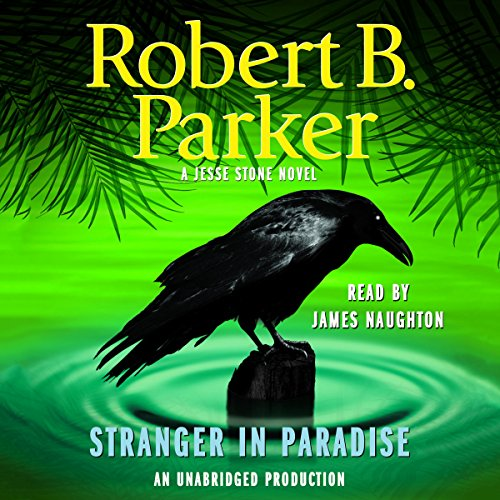 Stranger in Paradise audiobook cover art