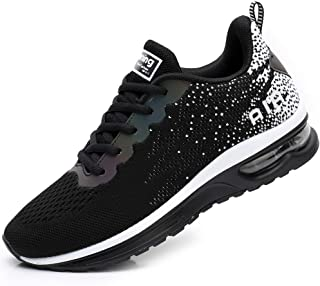 FLARUT Unisex Uomo Scarpe da Ginnastica Corsa Sportive Fitness Donna Running Sneakers Basse Interior Air Casual all'Aperto
