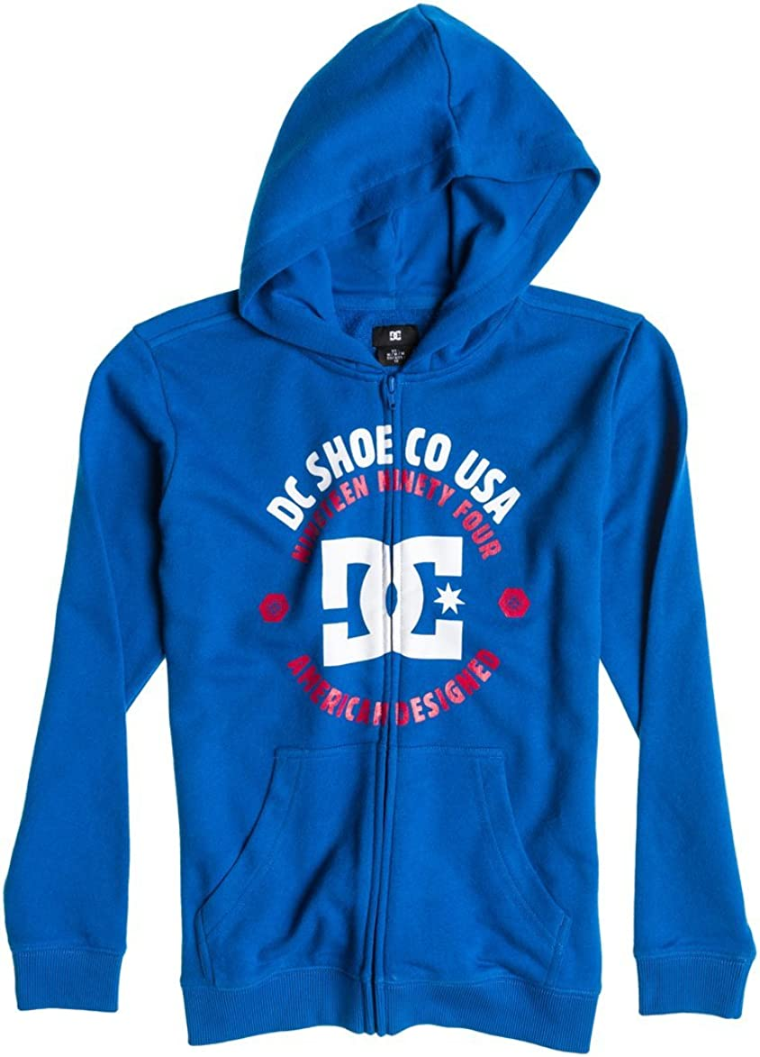 DC Clothing Decision Felpa Bambini e Ragazzi Felpe Abbigliamento ...