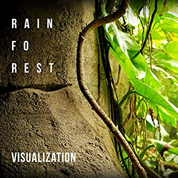 Rainforest Visualization: Ideal for Deep Sleep, Relaxation Techniques, Spa Massage, Pregnancy Yoga, Exam Study