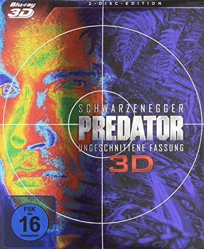 Predator [Blu-ray 3D]