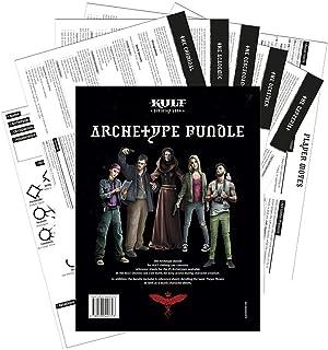 Kult: Archetype Bundle (Kult RPG Accessory)