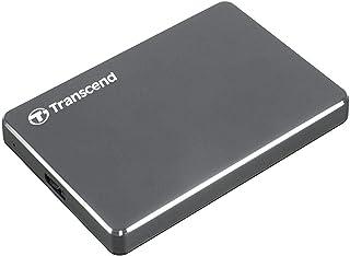 Transcend 1TB USB 3.1 Gen 1 StoreJet 25C3N SJ25C3N External Hard Drive TS1TSJ25C3N