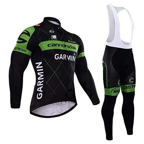 81bf465ce Strgao 2016 Men s Pro Team MTB Bike Bicycle Winter Thermal Cycling Long  Sleeve Jersey and Bib