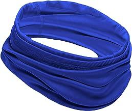 12-in-1 Cooling Neck Wrap, Gaiter, Bandana, Headband or Scarf for Men & Women –..