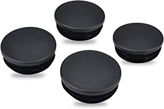 moveland Frame Tube Hole Plugs, Rear Wheel Well Cover for Chevy Silverado 1500 GMC Sierra 1500 1997-2018(4 PCS)