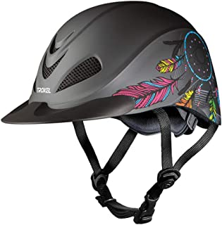 TROXEL - Rebel Western Riding Helmet ♦ Low Profile ♦ SEI/ASTM Certification ♦ All Sizes & Styles