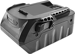 Battool R840087 Battery 4000mah 18V Replacement for Ridgid R840083 R840085 R840086 R840087 R840089 (1 Pack)