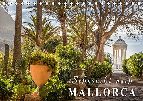 Sehnsucht nach Mallorca (Tischkalender 2021 DIN A5 quer)